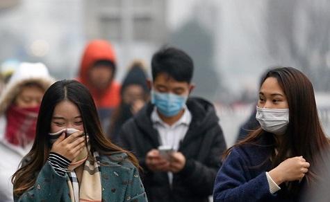 Luftföroreningar kräver miljoner liv 475